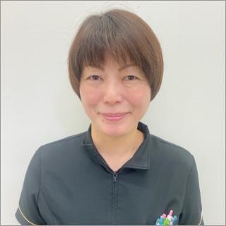 外来看護師長 長谷 晴美
